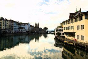 destinazione Zurigo