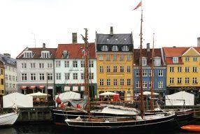 3 giorni di pioggia a Copenhagen