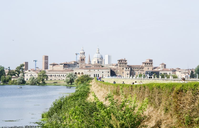 Mantova, il luogo del Consorzio Virgilio
